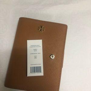 New Tory Burch passport wallet